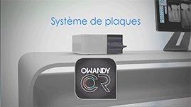 Présentation en image de synthèse de la gamme de produits Owandy
