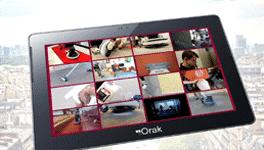 Vidéo pour la page d'accueil du site ORAK